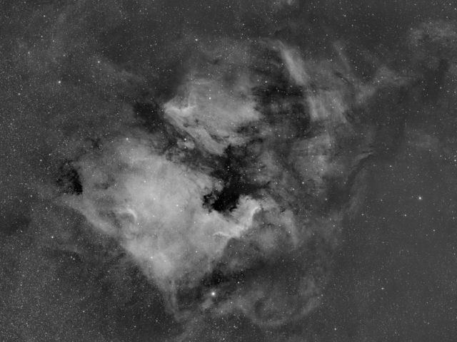 North America Nebula - Ha